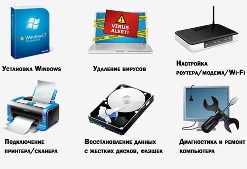 компьютерные услуги Батайск